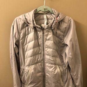 Lightweight quilted Lululemon jacket